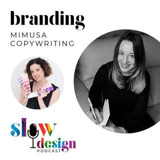 2. Branding con Mimusa Copywriting