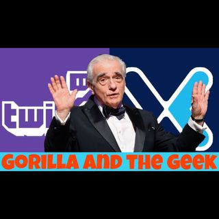 """Is that art?"" - Gorilla and The Geek Episode 3"