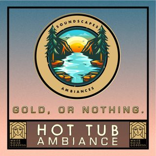 Cozy Hot Tub | White Noise | ASMR & Relaxation