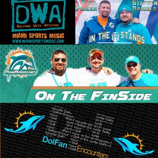 On The FinSide - Miami Dolphins at New England Preview with Derek Havens of PatsFans.Com