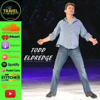 Todd Eldredge | world champion figure skater and 3 time Olympian and family man