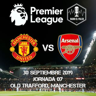 Manchester United vs Arsenal en VIVO