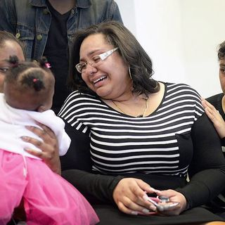 Questa madre ha perso sua figlia a soli 2 anni ma decide di compiere un gesto davvero unico...