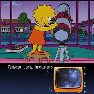 #45 Stelle&TV: Inquinamento luminoso & I Simpson