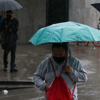 Metro suspende servicio en estaciones de la Línea 6 por lluvias
