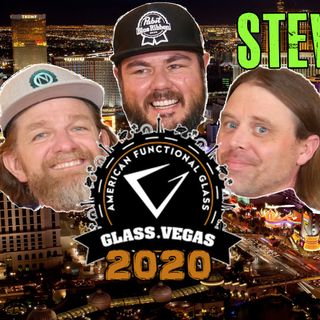 Episode 22 - Glass Artist Steven Geller at Glass Vegas 2020