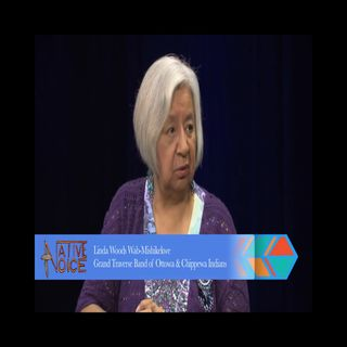 NVTV-Linda Woods Grand Traverse Band of Ottawa & Chippewa Indians