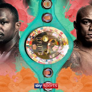 Preview Of The Big PPV Headlined By Dillian Whyte - Oscar Rivas For The WBC Interim Heavyweight Title!Live On Sky Box Office In UK/Ireland!!