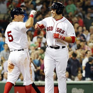 Red Sox Open Series With Yankees With Tone-Setting Win