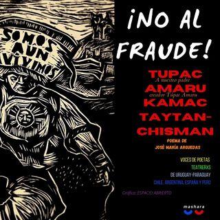Túpac Amaru kamac taytanchisman  / poesía en alerta