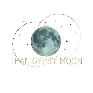 Teal Gypsy Moon
