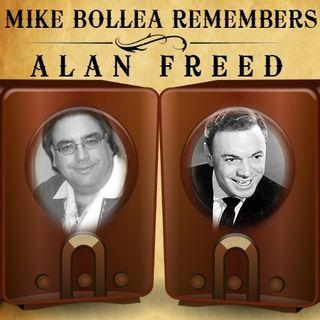 Mike Bollea Remembers ALAN FREED - Rockin' Christmas Show