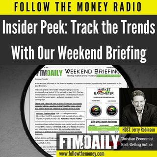 Insider Peek: Track the Trends with our Weekend Briefing