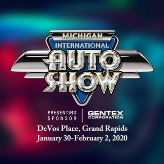 2020 Michigan International Auto Show - Dawn Baker