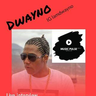 Dwayno interviews with DJ Tizz
