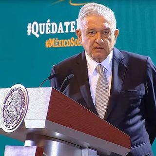 Anuncia Presidente encuentro por T-MEC