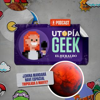 Viaje tripulado a Marte, China enviará androides al planeta rojo | Utopia Geek, videojuegos y comics