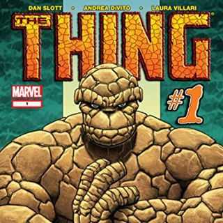 Source Material #181: The Thing #1 (Marvel, 2006)