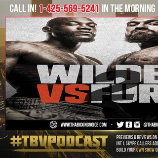 ☎️Deontay Wilder vs Tyson Fury II Officially Set for Feb. 22🔥 For WBC & RING Magazine Title❗️