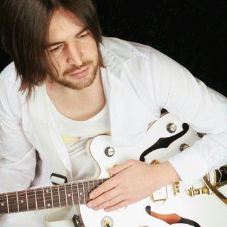 Antony Hawley UK Indie / Brit Rock Guitarist Singer /Songwriter