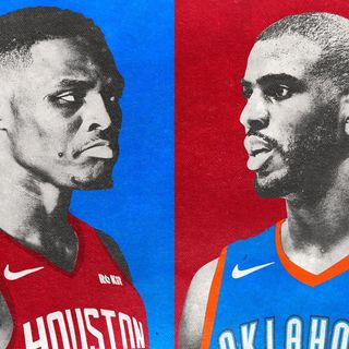 Russell Westbrook traded to the Houston Rockets