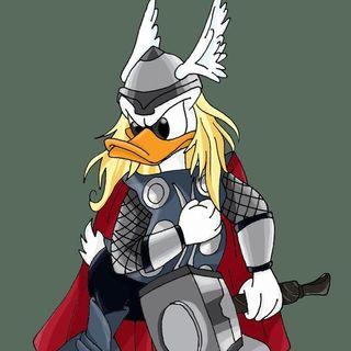 Thor il dio della burla ed altre storie Disney