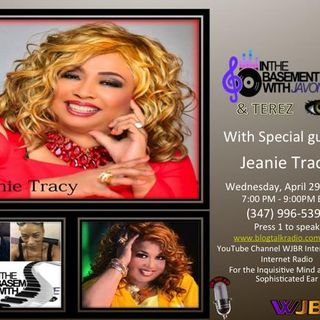 Jeanie Tracy in the Basement with JaVonne & Terez