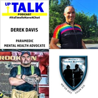 UpTalk Podcast: Derek Davis