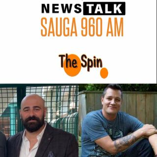 The Spin - June 23, 2020 - NHL Players Rights to Privacy & Bizarre Home Renovations