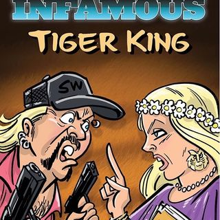 The Infamous Tiger King Comic Book