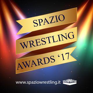 SPAZIO WRESTLING AWARDS 2017