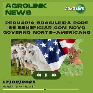 Agrolink News - Destaques do dia 17 de fevereiro