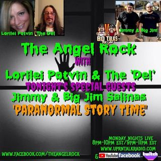 """The Angel Rock With Lorilei Potvin""TONIGHT, Monday, April 26th/2021 from 8pm-10pm CST,When I have My very Special Guests, Jimmy Salinas & h"
