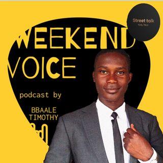 Episode 1 - Weekend Voice #Saturday