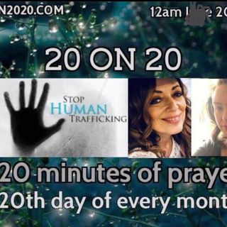 20 on 20 prayer show for the children and 20 on 20 prayer warriors