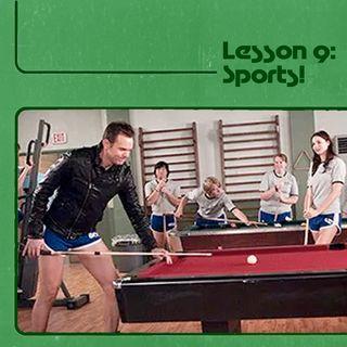 Lesson 9:  Sports
