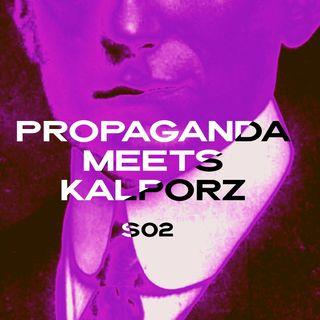 Propaganda Meets Kalporz - Bob Dylan e il folk moderno, con Samuele Conficoni - Propaganda - s04e14