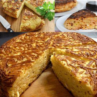 La frittata di maccheroni: ricetta e origini di uno dei piatti più rappresentativi della cucina partenopea