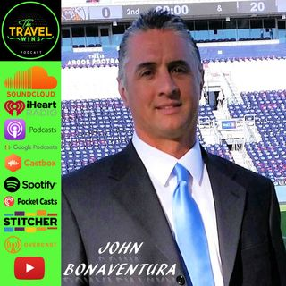 John Bonaventura | Canadian Football League scout and family man