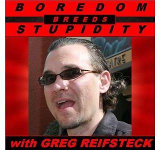 BOREDOM BREEDS STUPIDITY 001 - MEET THE WEASEL
