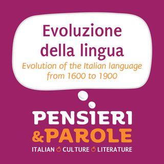 02_Storia della lingua italiana - parte 2
