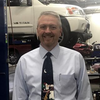 RR 289: Tony Adams from Weavers Auto Center