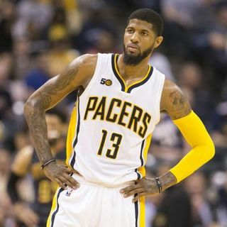 WILL PAUL GEORGE END UP BECOMING A LAKER?