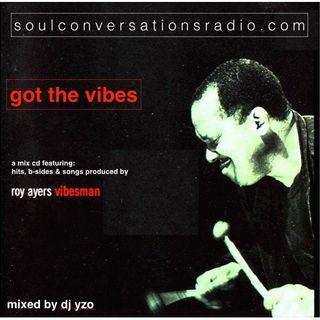 A Roy Ayers Mix CD