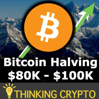 Bitcoin Halvening Breakdown $100K Price - Impact on XRP ETH & Crypto Market