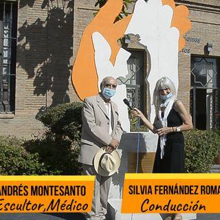 """Episodio 4-Escultor A.Montesanto """"Los Aplausos""""-2020:Para no cometer los mismos errores""""#Pandemia"""