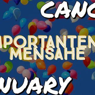 CANCER, ANONG MENSAHE ANG KAILANGAN MONG MARINIG RIGHT NOW? JANUARY KAPALARAN TAGALOG TAROT READING / HOROSCOPE / TIMELESS