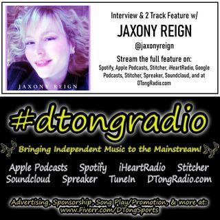 Conversations w/ Singer & Songwriter Jaxony Reign - Powered by JaxonyReign.com