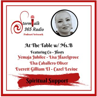 At The Table w/ Ms.B -  What Is Your Greatest Truth