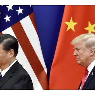 President Trump on US-China trade war: 'I could declare a national emergency'